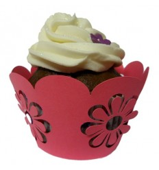 Daisy Cupcake Wrappers (Pack of 12)