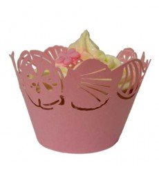 Seashell Cupcake Wrappers (Pack of 12)