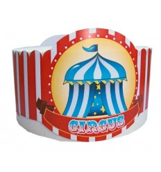 Circus Cake Wraps (Pack of 6)
