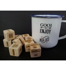"Gooi & Enjoy"" Meal DIce"