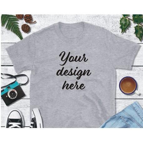 Customised T-shirt (Unisex Adult)