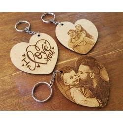 Valentine Keyring