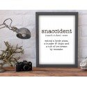 Snaccident Wall Art DOWNLOAD