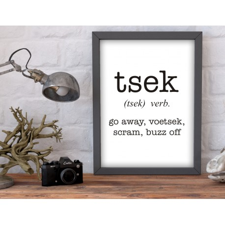 Tsek Wall Art DOWNLOAD