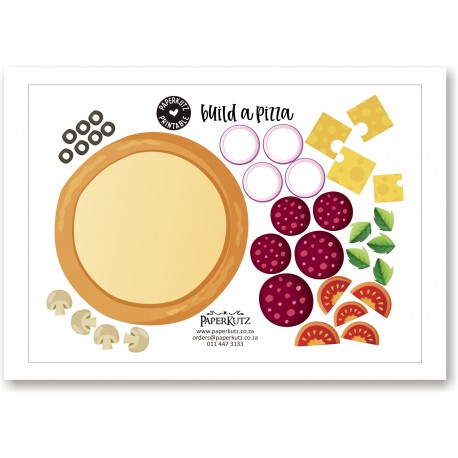 Build a pizza FREE DOWNLOAD