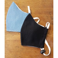 Face Mask (Plain fabric)