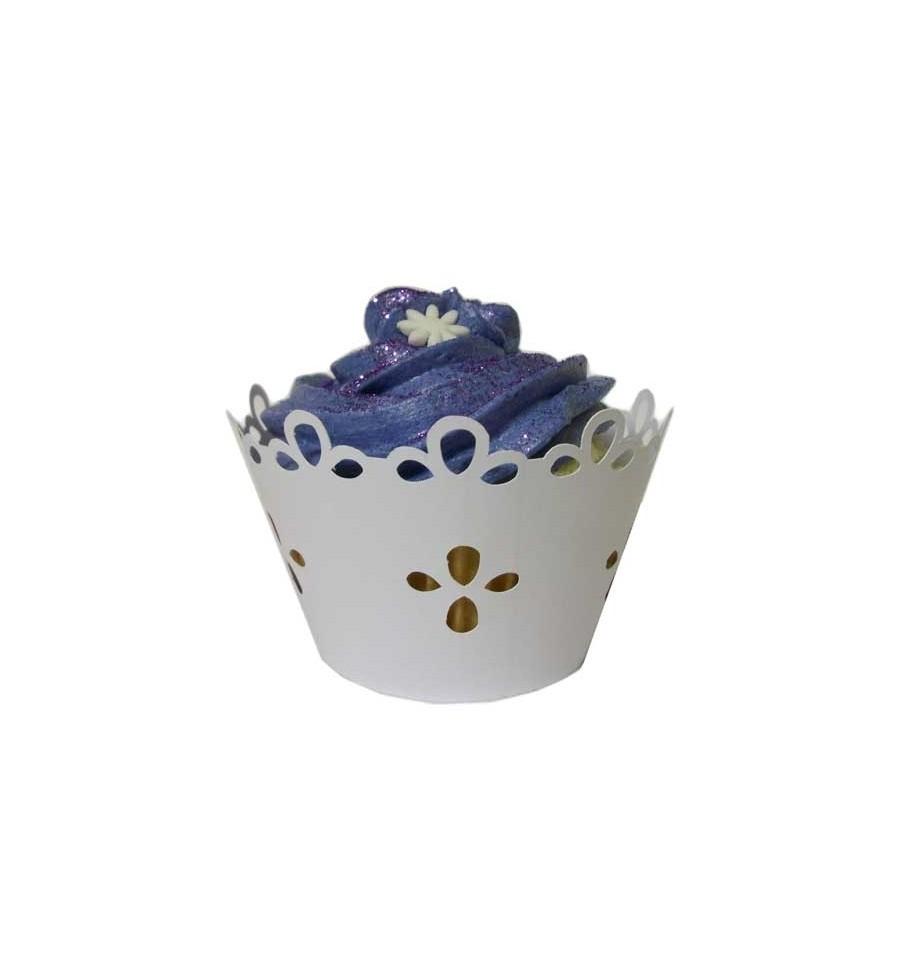 Petals Cupcake Wrappers