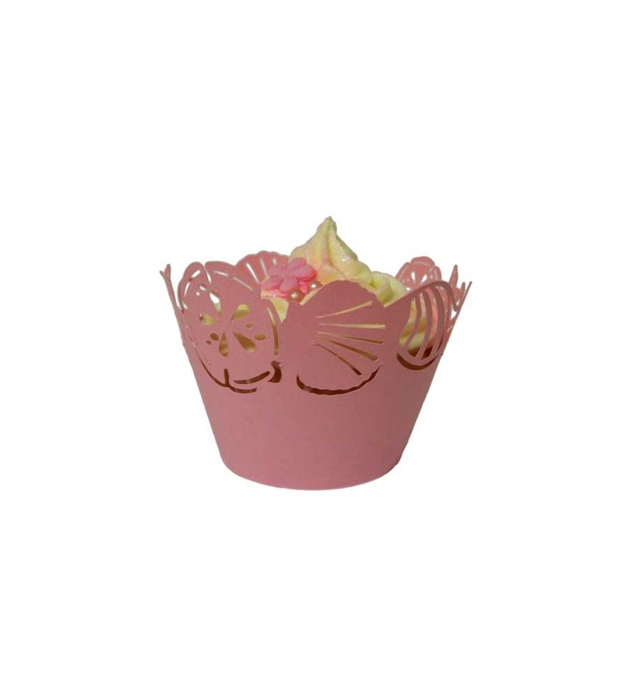 Seashell Cupcake Wrappers