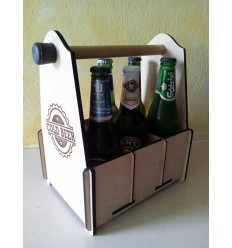 Beer Caddy (Flat Pack)