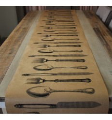 Cutlery Table Runner (420mm x 3m)