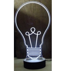 Bulb Desk Lamp / Night LIght