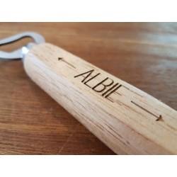 Customised bottle opener