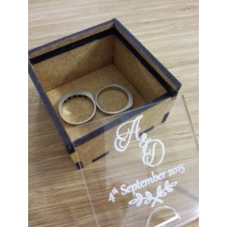 Square Ring Box