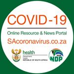 SA Coronavirus logo